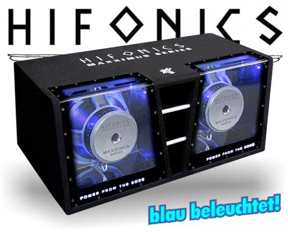 Hifonics Maxximus Subwoofer Bandpass MXZ12DUAL