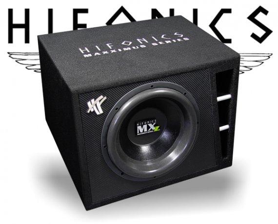 Hifonics Maxximus Subwoofer Bassreflex MXZ12R