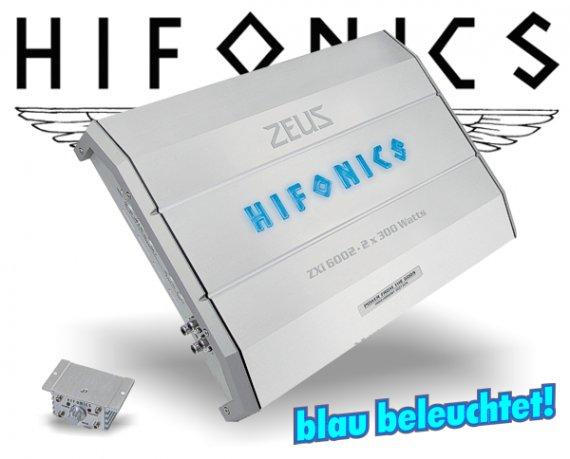 Hifonics Zeus Z3 Endstufe ZXi-6002