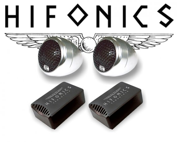 Hifonics Industria Hochtöner HFI-6.2AT