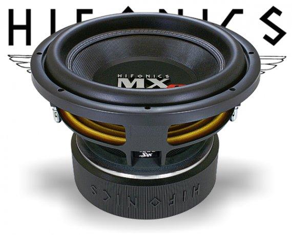 Hifonics Maxximus Subwoofer MXS-12D2