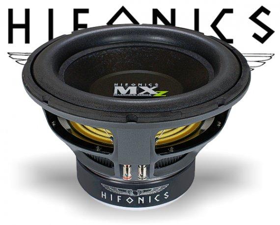 Hifonics Maxximus Subwoofer Bass MXZ-12D4