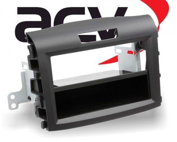 Radioblende Doppel-DIN Einbaukit mit Ablagefach Honda CR-V ab 2012