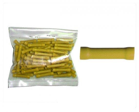 Quetschverbinder Stoßverbinder Kabelverbinder bis 6,0 mm² 100 Stück