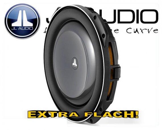 JL Audio TW5-Serie Subwoofer 13TW5v2-4   ULTRAFLACH