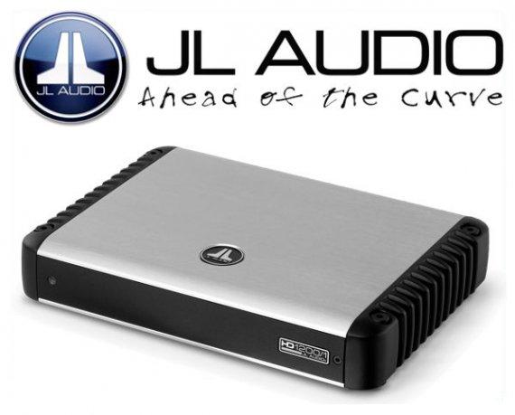 JL Audio HD-Serie Endstufe HD1200/1