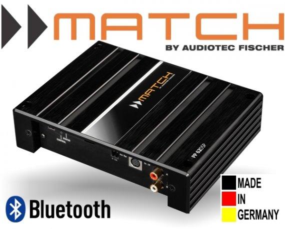 Match 5/6-Kanal Plug&Play Verstärker mit integriertem DSP und Bluetooth PP62DSP-BT