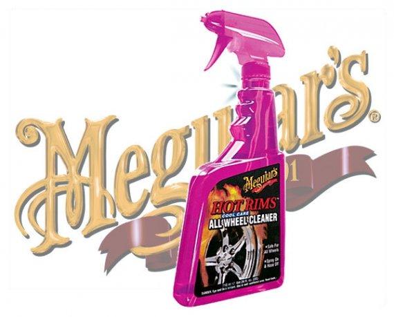 Meguiars Felgenreiniger Hot Rims All Wheel Cleaner G-9524