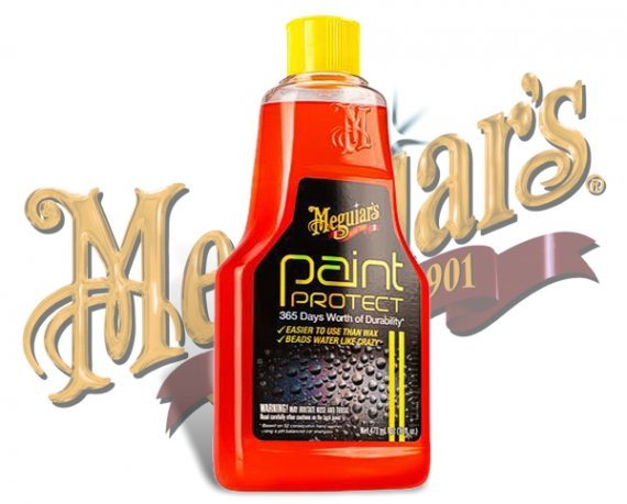 Meguiars Paint Protect Langzeit-Lackversiegelung G-36516