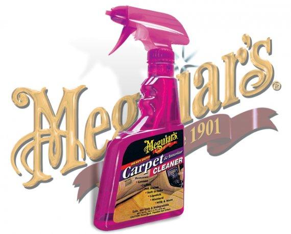 Meguiars Carpet Cleaner Textilreinigung G-9416
