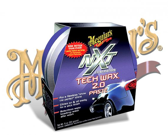 Meguiars NXT Tech Wax 2.0 Paste G-12711