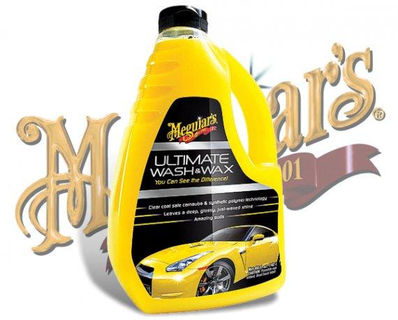 Meguiars Ultimate Wash + Wax G-17748