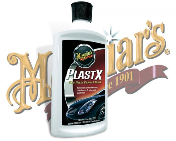Meguiars Plast X Clear Polish Kunststoffpolitur G-12310