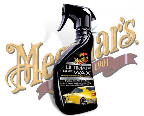 Meguiars Ultimate Quick Wax G-17516