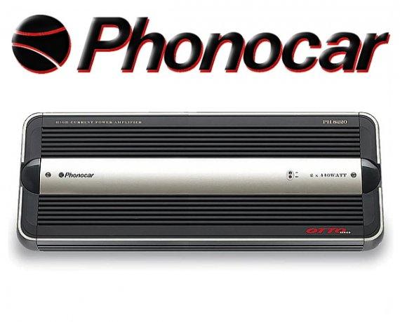 Phonocar Otto Serie Auto Verstärker Endstufe PH8124