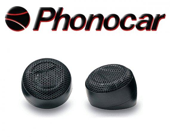 Phonocar Hochtöner Tweeter Hi-Tech 240W 2/425