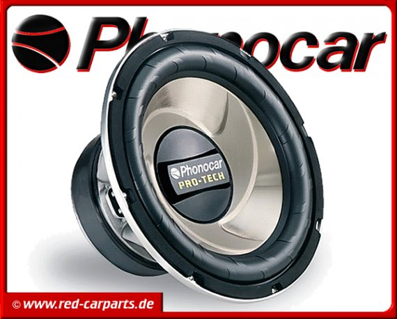 Phonocar Pro-Tech Subwoofer Bass 380mm 1100W 2/778