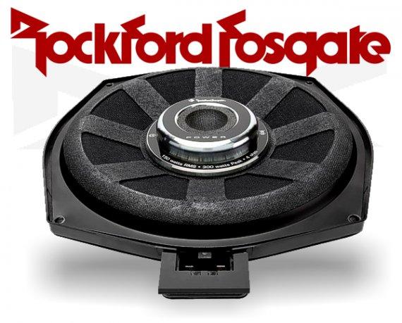 Rockford Fosgate BMW Subwoofer Bass Lautsprecher Power T3-BMW