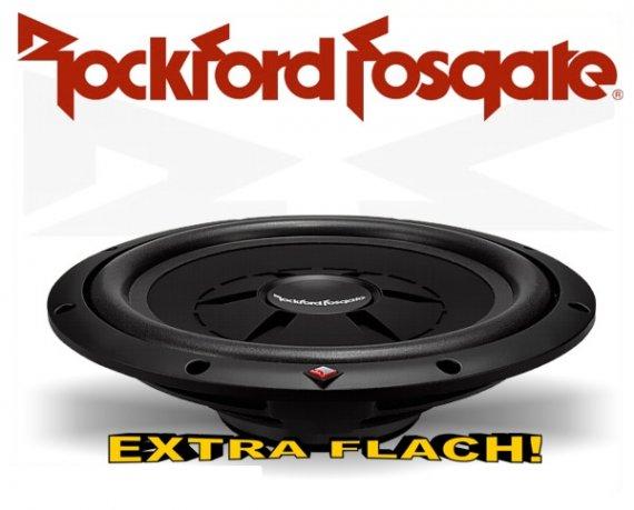 Rockford Fosgate Prime R2 Subwoofer R2SD2-10 extra flach