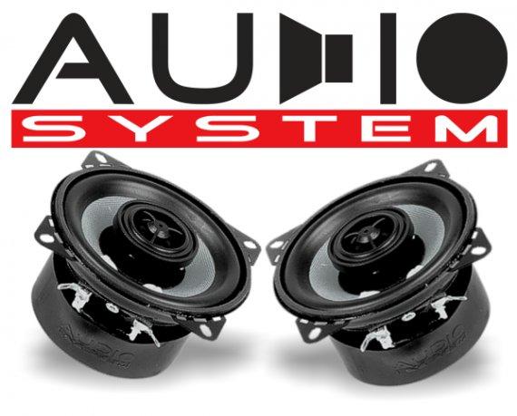 Audio System 2-Wege Lautsprecher Koax CO 100 EVO
