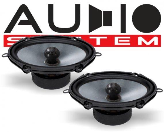 Audio System Auto Lautsprecher 2-Wege Koax CO 507 EVO 5x7 90W