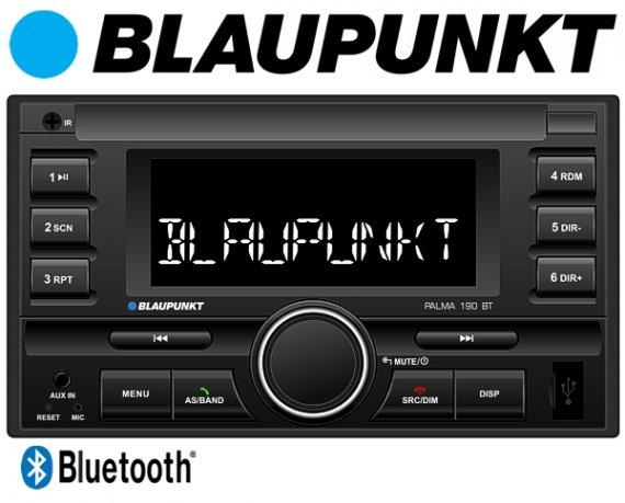 Blaupunkt Autoradio Palma 190 BT Bluetooth USB AUX SD