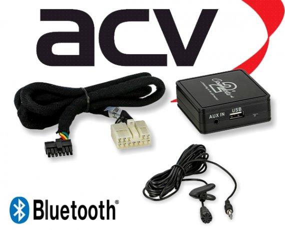 Bluetooth Empfänger zum Nachrüsten Adapter Schnittstelle für Toyota 58-001 5+7 Pin