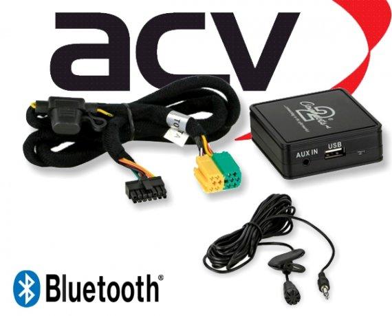 Bluetooth Empfänger zum Nachrüsten Adapter Schnittstelle für Toyota 58-003 Aygo 2005-2015