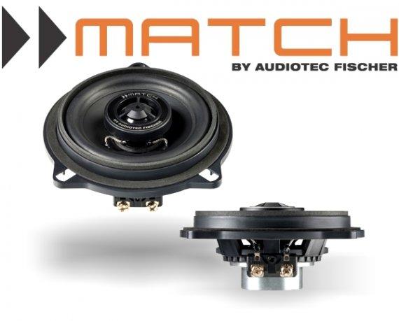 Match Auto Lautsprecher für BMW Koax 100mm 60W MS4x-BMW