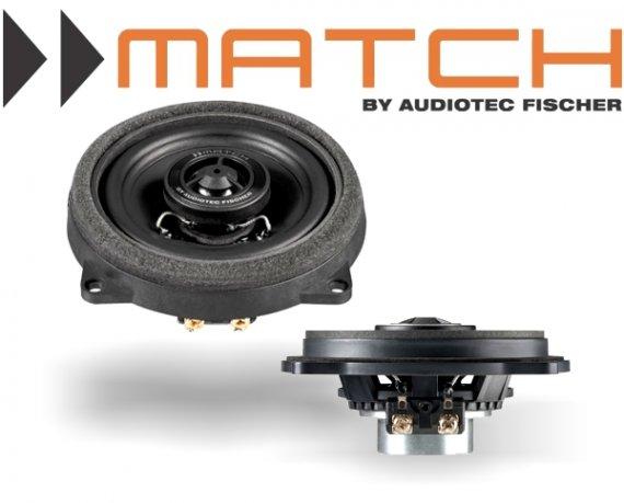 Match Auto Lautsprecher für BMW Koax 100mm 60W MS4x-BMW.2