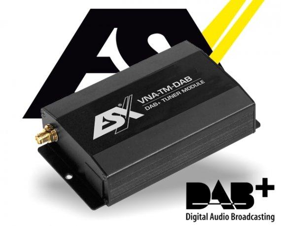 ESX DAB+ Radio Tuner Modul VNA-TM-DAB