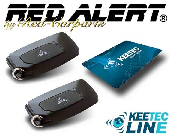 Elektronische Wegfahrsperre zum Nachrüsten 2 Sender 1 Check-Karte