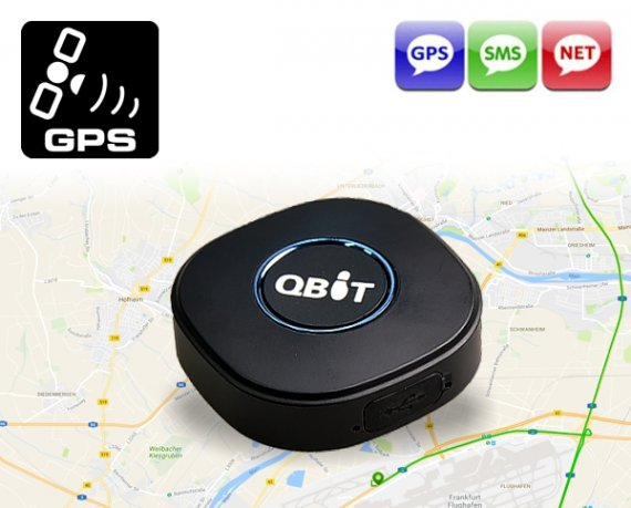 GPS-Ortungssystem mobiler LIVE Mini GPS Tracker SOS GPS.7