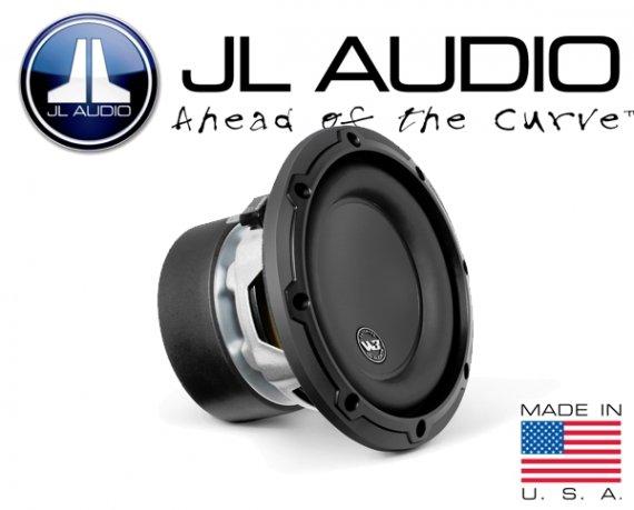 JL Audio W3-Serie Subwoofer 6W3v3-4