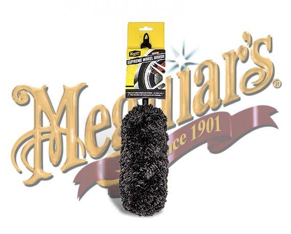 Meguiars Supreme Wheel Brush Medium Felgenbürste X-1902