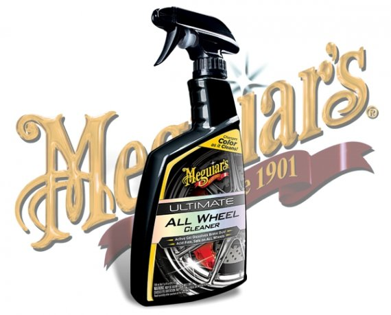 Meguiars Felgenreiniger Ultimate All Wheel Cleaner Active Gel G-180124
