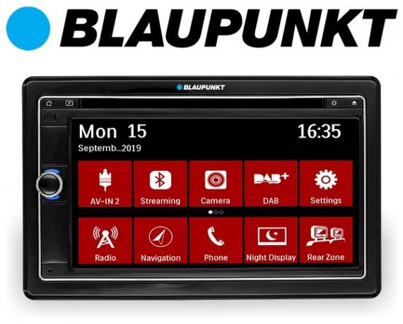 Blaupunkt LKW CAMPER Navigationssystem Autoradio Leipzig 690 TRUCK DAB+ DVD USB Bluetooth