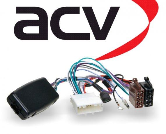 ACV 1214-02 Radioanschlusskabel f/ür Nissan