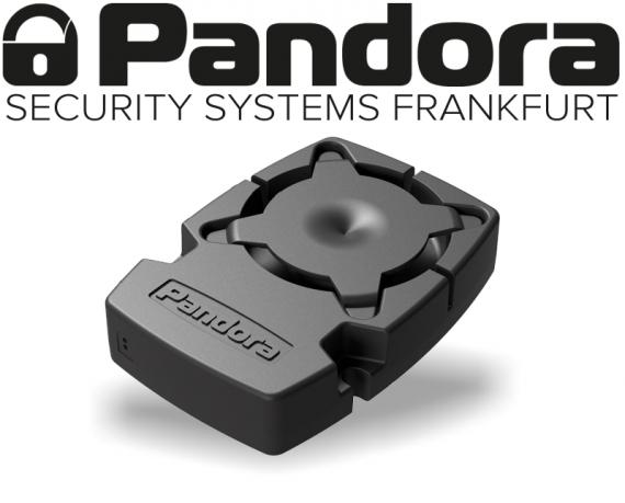 Pandora Alarm-Sirene extra schrill und kompakt
