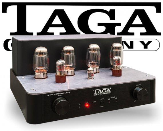 Taga Stereo Röhrenverstärker TTA-1000 2x 60W