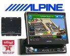 Alpine Navigation NAVI300-511R mit DVD/CD/USB/iPhone/iPod