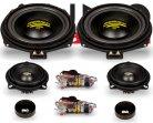 Audio System X200BMW 3-Wege Spezial Front-System BMW