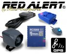 Red-Alert CAN-Bus Auto Alarmanlage RC5000 inkl. GPS Ortung + Handy-Alarm