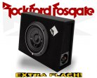 Rockford Fosgate Punch P3 Subwooferbox P3S-1x8 extra flach