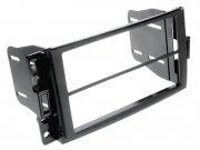 Radioblende Einbaurahmen Doppel-DIN Chevrolet / Hummer