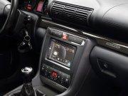 Radioblende Radiorahmen 2 DIN für Audi A4 B5