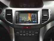 Radioblende Doppel-DIN Komplettset Honda Accord