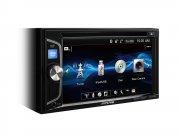 Alpine Autoradio IVE-W560BT mit DVD CD USB iPhone Steuerung Bluetooth