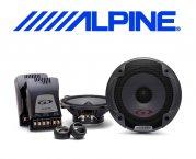 Alpine Auto Lautsprecher System 13cm 65W SPG-13CS