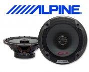 Alpine Auto Lautsprecher Koax 16,5cm 60W SPG-17C2